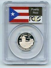 2009 S 25C Silver Puerto Rico Quarter PCGS PR70DCAM