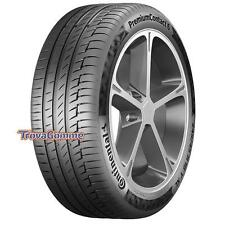 KIT 4 PZ PNEUMATICI GOMME CONTINENTAL PREMIUMCONTACT 6 XL FR 235/50R18 101Y  TL
