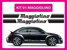 ADESIVI VOLKSWAGEN MAGGIOLINO KIT 01 FASCE LATERALI