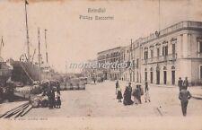 BRINDISI - Piazza Baccarini