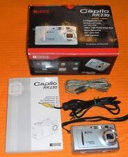 Ricoh Caplio RR230 Digitalkamera 2.0 MP mit OVP