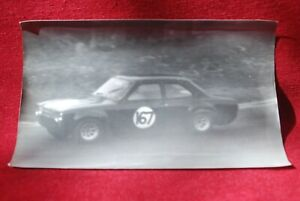 Ford Escort Mk1 #167 Photograph Brands Hatch c1970?