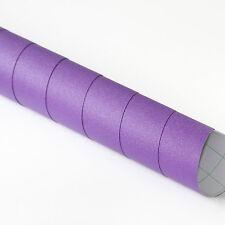 5x DIN A4 Wrapping Folie Diamant Glitzer Lila 21cm x 29,7cm Folie Luftkanälen