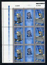 GDR No. 3252-3253 ** ZDR Unit eckrand LEFT UPPER + blanks! (119500)