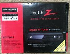 Zenith Digital TV Tuner Converter Box DTT901 NIB