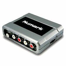 Numark Stereo IO Analog to Digital DJ Audio Interface