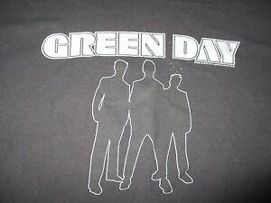 """2002 GREEN DAY """"POP DISASTER"""" (XL) T-Shirt Billie Joe Armstrong"""