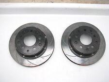 NEW AP Racing Rotors and Hats CP3847-123 & CP3847-122  NASCAR  #11