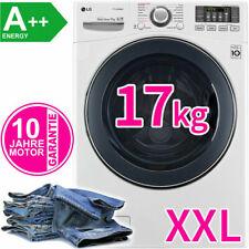 A++ 17 kg Direktantrieb Waschmaschine Frontlader Dampf-Funktion 1100 UpM NEU