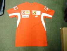 Vodafone ferrari Shell Bridgestone Puma Medium Mens Motorsport Shirt