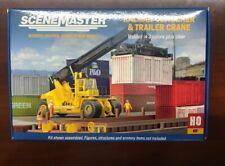 HO Scene Master 949-11013 Kalmar Container & Trailer Crane