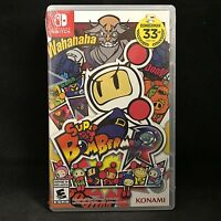 Super bomberman R (Nintendo Switch) BRAND NEW / Region Free