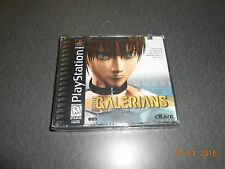 Galerians (Sony PlayStation 1, 2000) - Black Label, New and Factory Sealed