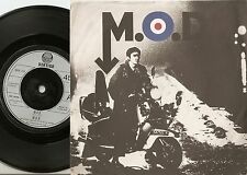 M.O.D. M.O.D. 45+PS 1979 MOD REVIVAL THE JAM QUADROPHENIA WHO DAVID ESSEX COOK