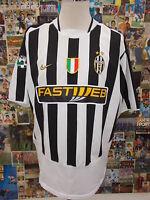 maglia calcio shirt maillot camiseta trikot JUVENTUS JUVE DAVIDS TG XL PATCH