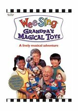 Wee Sing Grandpa's Magical Toys Free Shipping