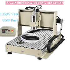 3 Axis Cnc Router 6040z Wood Engraver Usb Drilling Milling Cutting Machine
