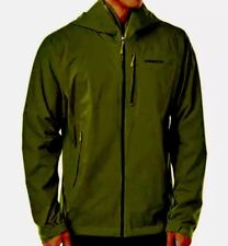 NEW PATAGONIA 2018 Stretch Rainshadow Jacket Men's XL Sprouted Green MSRP $199