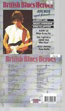 CD--JEFF BECK BRITISH BLUES HEROES