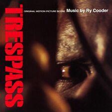 TRESPASS - COODER RY (CD)