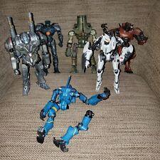 NECA Pacific Rim Lot Of Loose Jaegers