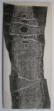 JAMES GUITET - Carte de Voeux GRAVURE 1964 SIGNED