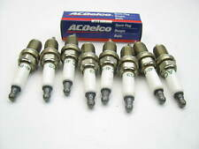 (8) Acdelco 41-603 Ignition Spark Plugs - GM # 5614286