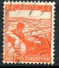 STAMP / TIMBRE FRANCE OBLITERE N° 736 AU PROFIT DES TUBERCULEUX