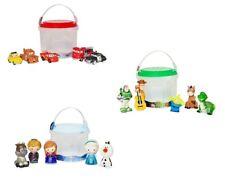 Disney Store Deluxe Bath Toys Tub Bathtime Toy Playset Cars Toy Story Frozen