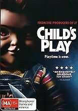 CHILD'S PLAY (2019) DVD - NEW & SEALED CHUCKY REMAKE, CHILDS FREE POST