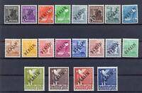Berlin 1-20 Schwarzaufdruck postfrisch komplett geprüft Schlegel (ts182)