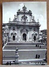 Modica - Basilica di S.Pietro [grande, b/n, non viaggiata]
