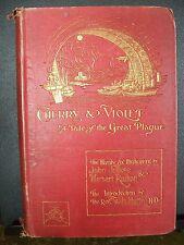 Buch, Kirsche & Violet, eine Geschichte der großen Pest von Anne Manning, HB, 1897