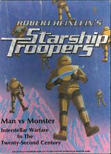 Avalon Hill Starship Troopers PDF de referencia de disco libre p+p