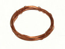 Picture Mirror Frame Hanging Wire 12Kg Breakweight 3M X 0.6Mm Copper  1 Roll