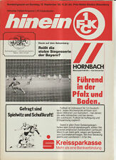 BL 86/87  1. FC Kaiserslautern - FC Bayern München