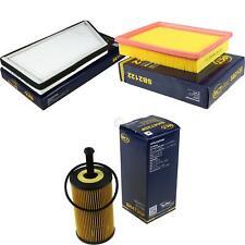 Inspektionspaket Service Kit Filtersatz Peugeot 206 CC 2D Schrägheck 2A/C