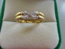 bijoux or 18 carats bague or diamants