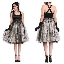 American Horror Story Asylum Fashion Collection Doctor Dress Skulls Halloween S