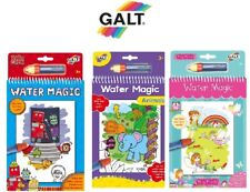 NEW Galt Toys Water Magic Pads 8 Options To Choose