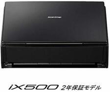 Fujitsu Seat Feeder Scanner ScanSnap Black FI-IX500A-P