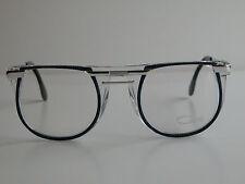 Cazal Vintage Eyeglasses - NOS - Model 647- Col.731 -Silver & Blue