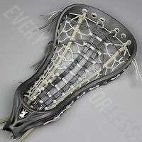 Brine Mantra 3 Womens Strung Lacrosse Head - Silver / White (NEW) Lists @ $140
