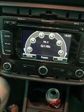 SKODA Fabia 2008 - 2014 Radio CD Sat Nav Player 3T0035192B