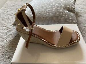 Dorothy Perkins Espadrille Sandals Size 4