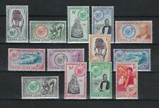 Sierra Leone Scott# 208-20 Nuovo senza Linguella