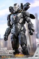 Hot Toys 1/6 Avengers: Infinity War Iron Man War Machine Mark IV Action Figure