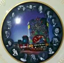 Riviera 40th Anniversary Plate by Lenox