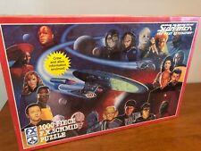 Star Trek The Next Generation 1000 piece Fx Schmid puzzle factory sealed