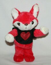 "Dan Dee Red Fox Heart Animated Dancing Plays Bruno Mars Treasure 13"" Works Great"
